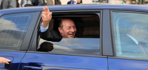 Traian Băsescu. Foto: Facebook
