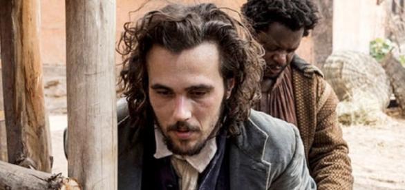 Xavier quase vai preso de novo em 'Liberdade, Liberdade' (Gshow)