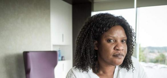 Animata Mballo, senegalesa que sufrió la ablación y se sometió a la operación.
