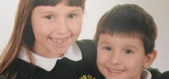 Cei doi copii care i-au fost luaţi braşoveanului