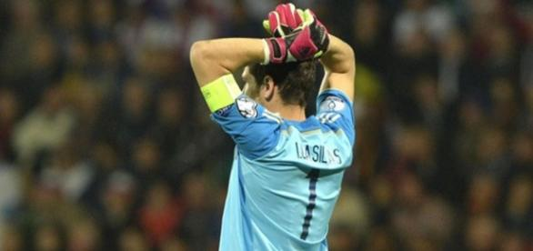 Iker Casillas consigue un récord nefasto en el Oporto