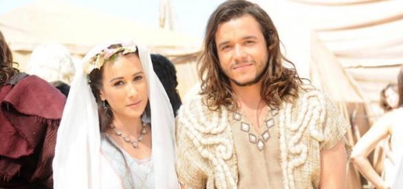 Moisés fica sabendo que Jaque estava grávida