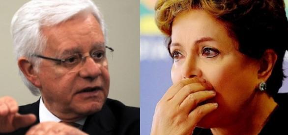 Moreira Franco detona governo da presidente Dilma