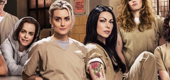 Elenco da série 'Orange Is The New Black''