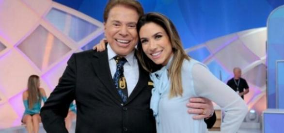 Patricia Abravanel foi um sucesso no programa.