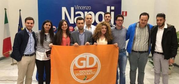 Pronti a ripartire i giovani democratici in Provincia di Salerno.