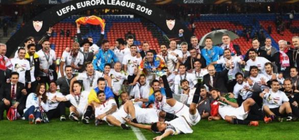 Sevilla Campeón Uefa Europa League 2016