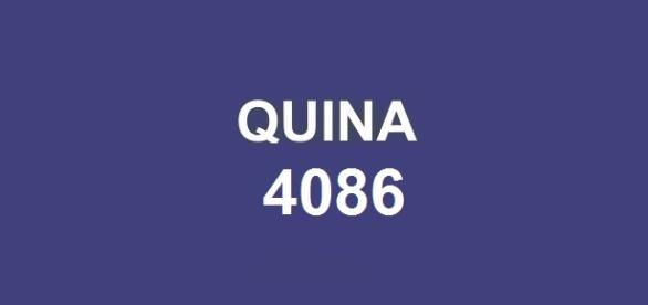 Sorteio de R$ 500 mil no prêmio de cinco acertos; Resultado da quina 4086 anunciado nessa terça-feira.