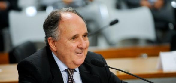 Cristovam Buarque no Senado Federal