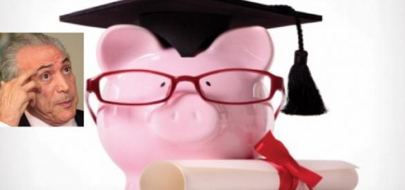 Faculdades públicas podem cobrar mensalidades