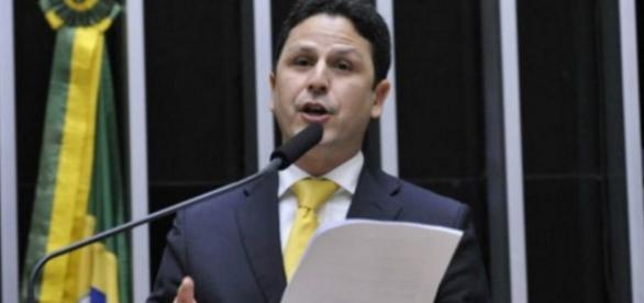Ministro das Cidades Bruno Araújo