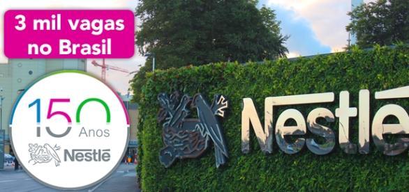 Nestlé vai contratar 3 mil pessoas em 3 anos - Foto: Reprodução Virtus-consult