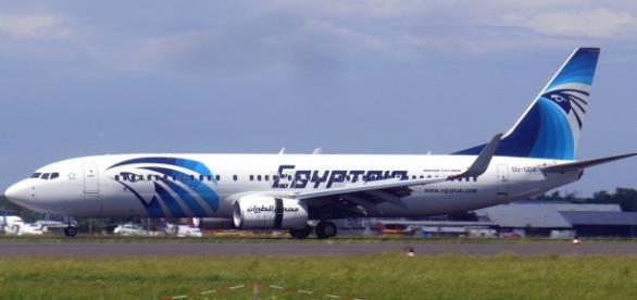 Avião da Egyptair transportava 66 pessoas
