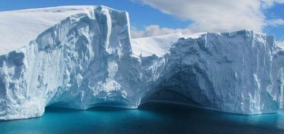 Ghetarul din Antarctica un pericol pentru toata lumea