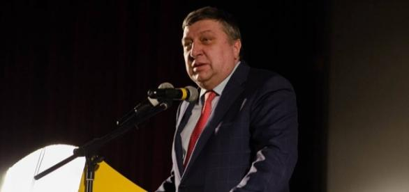 Liberalul Teodor Atanasiu. Foto: Facebook