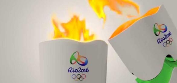 A tocha olímpica chegou à Bahia