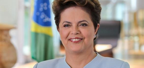 Dilma Rousseff photo via Wikimedia