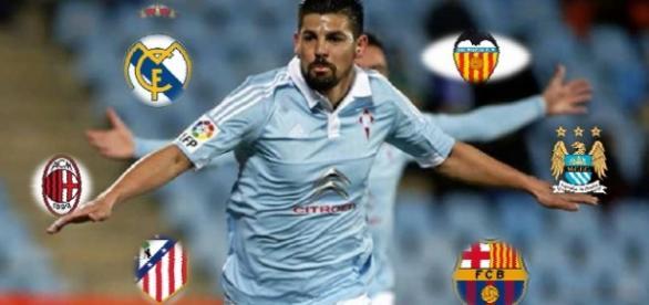Nolito ya ha elegido equipo para la próxima temporada, y no es español.