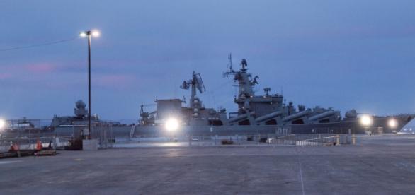 Varyag, Russian missile cruiser (Flickr / Franco Folini)