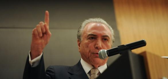 Saída apontada no discurso e Temer é paradoxal. (Foto: Creative Commons - CC BY 3.0 - Agência Brasil)