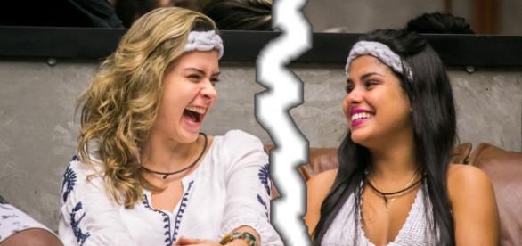 Fãs de Ana Paula e Munik colocam fim na parceria