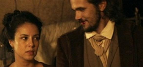Joaquina e Xavier cada vez mais unidos (Gshow)