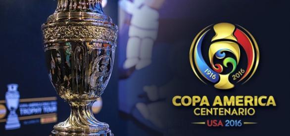 La Copa América Centenario se llevará a cabo del 3 al 26 de junio en Estados Unidos