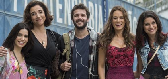 Mariana Ximenes vive a personagem Tancinha.
