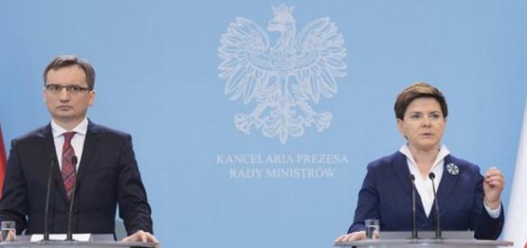 Minister Sprawiedliwości Zbigniew Ziobro, fot. Kancelaria Premiera/twitter