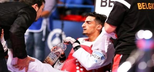 O belga Mourad vai disputar a Rio2016