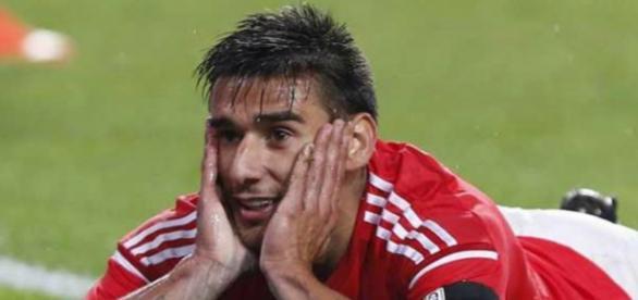 Toto Salvio não jogou na final da Taça da Liga