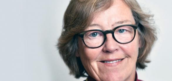 Eva Brunne, luterańska biskup Kościoła Szwecji