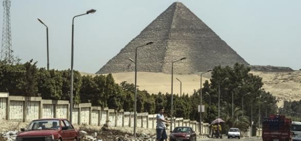 Pirâmides do Egito ameaçadas pelo Estado Islâmico