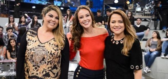 Três atrizes globais de sucesso no 'Altas Horas' deste sábado