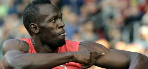 Usain Bolt ganó en Ostrava y por primera vez en la temporada bajó los diez segundos en los 100 metros