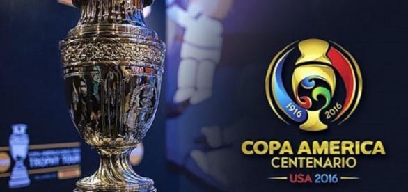 A Copa América Centenário decorre nos Estados Unidos da América