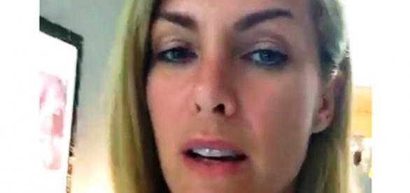 Ana Hickmann (Reprodução/Snapchat)
