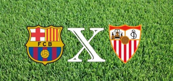 Barcelona x Sevilla na ESPN Brasil, às 16h30