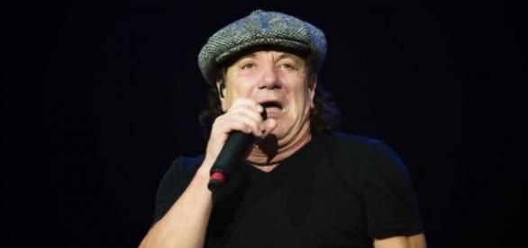 Brian Johnson, 68 anos; vocalista do AC/DC durante 36 anos