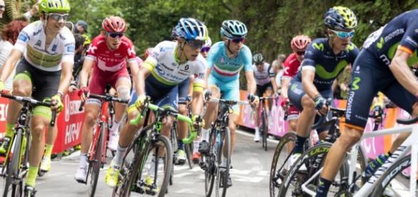 Esteban Chaves, è sua la bici più leggera
