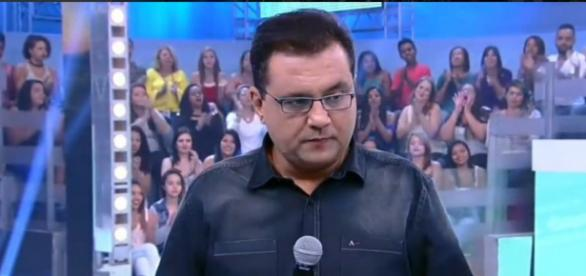 Geraldo Luís volta para o Domingo Show