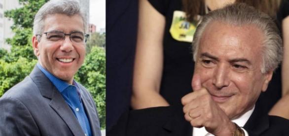 Michel Temer é elogiado por ex-membro de equipe de Dilma