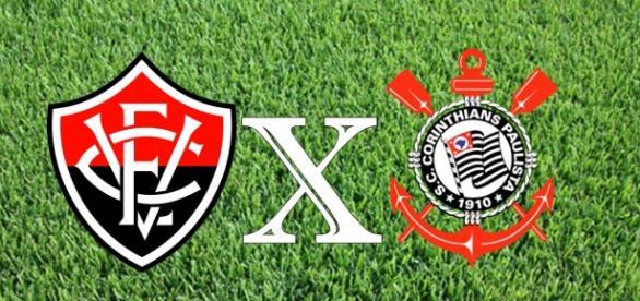 Na TV e online, Corinthians visita o Vitória