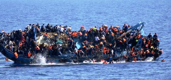 Naufragio de inmigrantes frente a las costas de Libia El Periodico