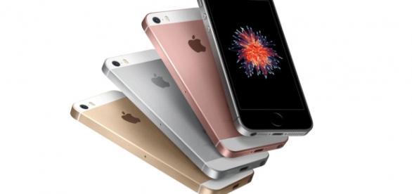 Novo iPhone SE (http://www.apple.com/pt/iphone-se/)