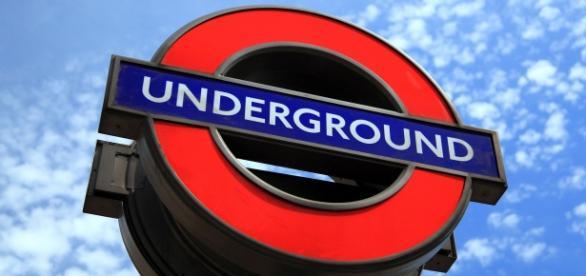 Uno de los iconos del metro de Londres