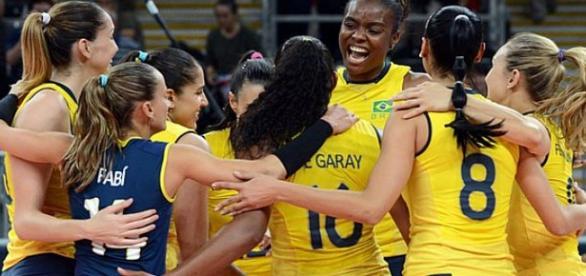 Brasileiras têm o desafio de conquistar tricampeonato