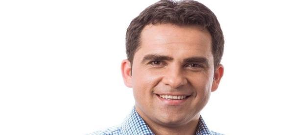 Candidatul Ciprian Prisăcaru. Sursa foto: Facebook