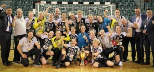 CSM București a reușit eventul în sezonul 2015-2016