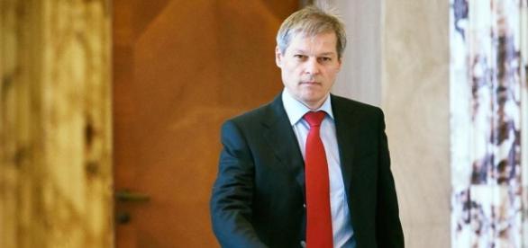 Dacian Cioloș premierul României